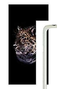 Samsung Galaxy S5 Tiger N03 PC Custom Samsung Galaxy S5 Case Cover White