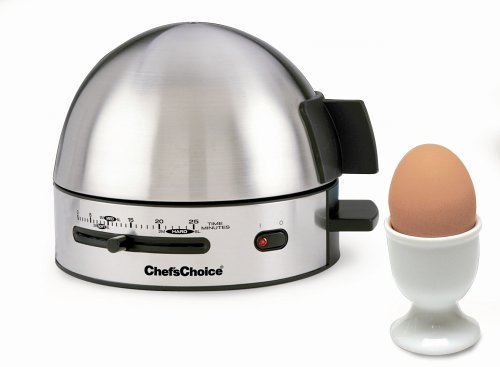 Chef'sChoice Chef'sChoice Gourmet Cooker 810 Perfect Eggs in Minutes Cook Hard Medium Soft-Boiled...