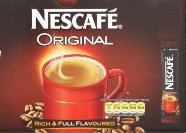 Nescafé Original Coffee Sticks Sachets(30 Pack)