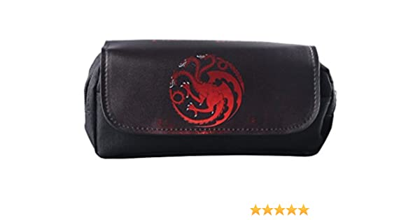 Juego de Tronos Casa Targaryen Sigil Estuche: Amazon.es: Oficina y papelería