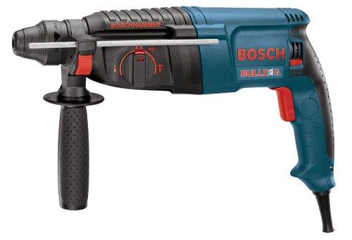 Bosch 11253VSR BULLDOG Xtreme 1-Inch SDS-plus Pistol-Grip Rotary Hammer