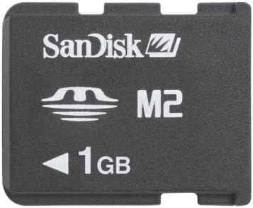 Sandisk Memory Stick Micro Retail Package M2 1GB SDMSM2-001G-A11M