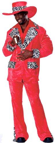 ... Hot Playa Pimp Costume ...  sc 1 st  Best Costumes for Halloween & Pimping Aint Easy Menu0027s Pimp Costume