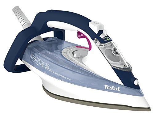 Tefal FV5546 Aquaspeed Steam Iron, 2600 W - Blue
