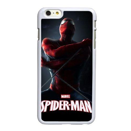 C8Y64 Spider Man Haute Résolution Affiche X6V3HF coque iPhone 6 4.7 pouces cas de couverture de téléphone portable coque blanche KL7JLB9DI