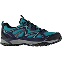 Karrimor Womens Surge WTX Waking Shoes Waterproof Lace Up Padded Ankle Collar