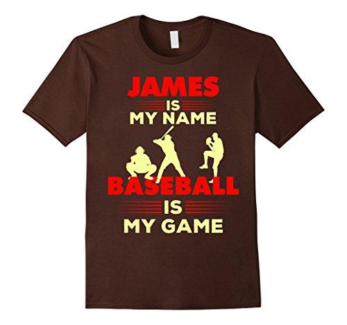 James Baseball T-shirt - 8