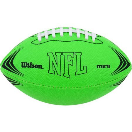 Wilson Green NFL Mini Football