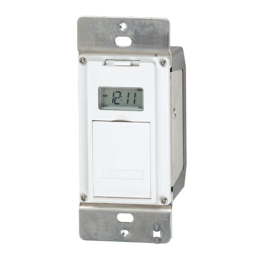Intermatic EJ500C  Indoor Digital Wall Switch Timer Intermatic Indoor Digital Wall Switch Timer