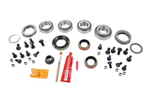 Shim Pinion Set (Rough Country - 530000356 - Dana 30 High Pinion Ring & Pinion Gear Set Master Install Kit (Wrangler YJ / Cherokee XJ) for Jeep: 84-99 Cherokee XJ 4WD, 86-92 Comanche MJ 4WD, 87-95 Wrangler YJ 4WD)