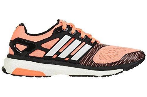 adidas B40903 - Zapatos Para Correr Para Mujer flash orange / ftwr white / core black