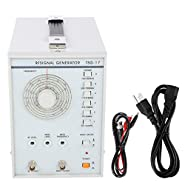Walfront Signal Generator, TSG-17 High Frequency Signal Generator RF(Radio-Frequency) High Accuracy Signal Generator 110V with BNC Connection Cable