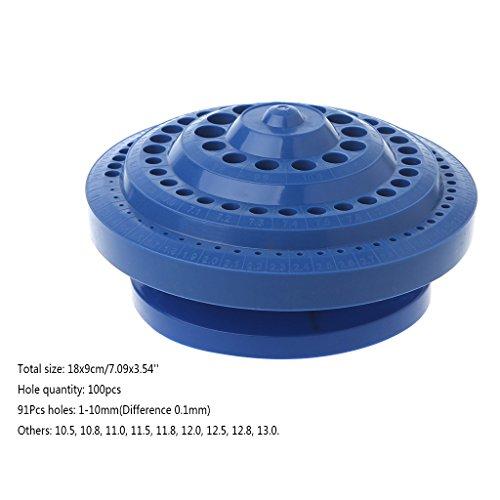 Buy drill bit case plastic
