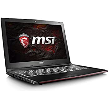 "MSI VR Ready GP62MVR Leopard Pro-218 15.6"" Hard Core Gaming Laptop GTX 1060 i7-6700HQ 16GB 1TB Windows 10"