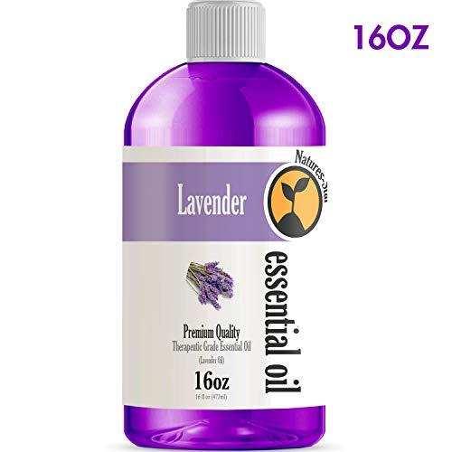 16oz Lavender Essential Bottle Therapeutic