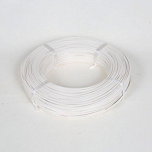 オーナンバ KIV 8.0SQ (100m定尺) 白 B0756B69B5