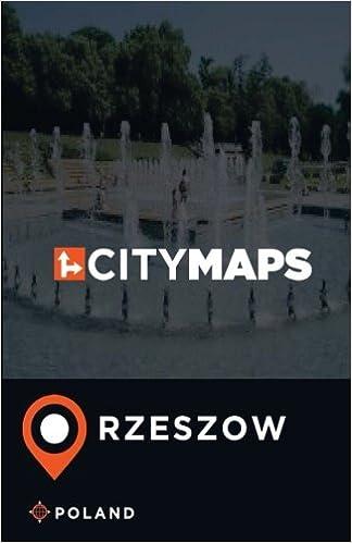 City Maps Rzeszow Poland James Mcfee 9781548682323 Amazon Com Books