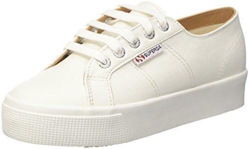 2730 Superga White nappaleau Sneaker Donna FwawOCqR