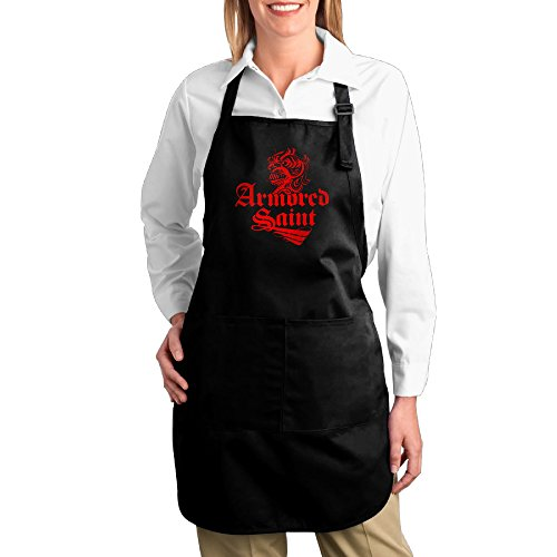 Armored Saint American Heavy Metal Band Logo Pocket Cooking Apron