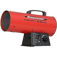 60,000 BTU Variable Propane Forced Air Heater