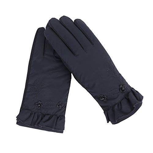 Gloves Women Touchscreen Winter,Fheaven Womens Windproof Gloves Winter