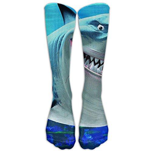 Costume Drama Youtube (Finding-nemo Unisex Knee High Athletic Soccer Tube Sock, Over The Calf Athletic Socks)