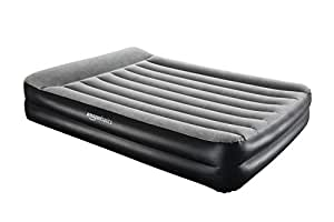 AmazonBasics Pillow Rest Single Size Premium Airbed with ...