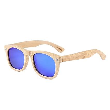 Gafas de moda Hombres polarizados Gafas de sol de bambú ...