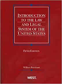 Introduction to the law and legal system of the united states 5th introduction to the law and legal system of the united states 5th coursebook 5th edition fandeluxe Image collections