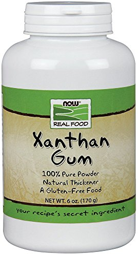 NOW Foods Xanthan Gum Powder, 6-Ounce