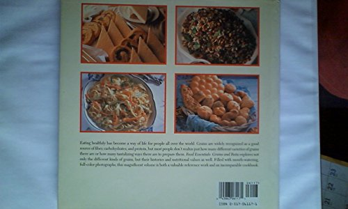 Food Essential Series: Grains & Pasta