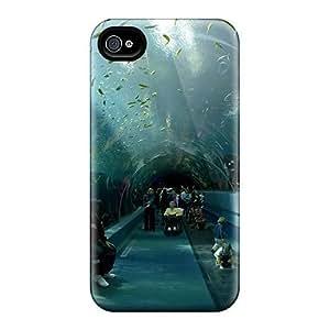 New Arrival Georgia Aquarium Ocean Voyager Tunnel For Iphone 6 Cases Covers