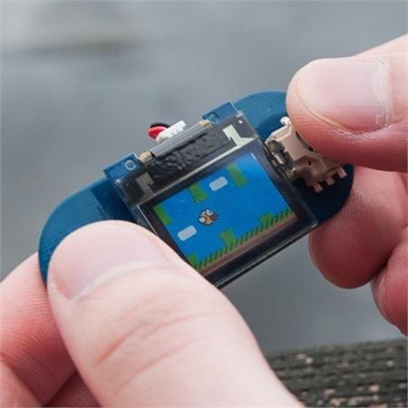 Tinyduino Tinyscreen Video Game Kit