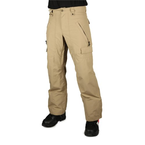 Bonfire Burly Pants - Youth/Boys Size (S) - Canvas