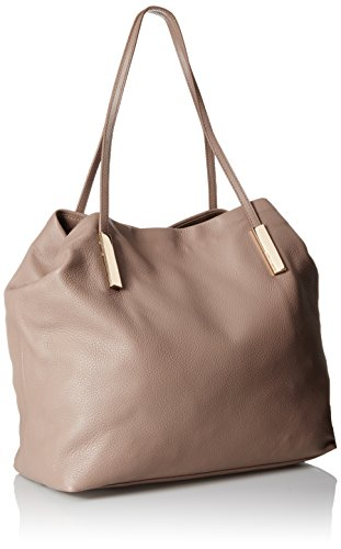 2f6e59841cce Vince Camuto Kent Tote Top Handle Bag, Mink, One Size: Amazon.in: Shoes &  Handbags