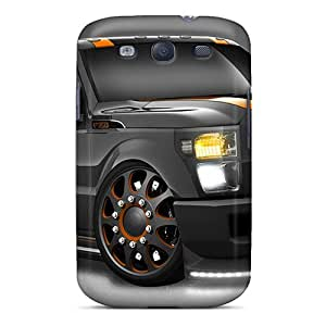 Hot Design Premium StHkheA1484boxHN Tpu Case Cover Galaxy S3 Protection Case(f 150 Ford)