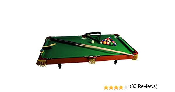 OOTB-Set de Juego Mesa de Billar, Multicolor (out of The Blue KG ...