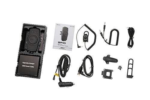 Sena SR10 10 Bluetooth Adapter For Two Way Radios Or Mobile Phones