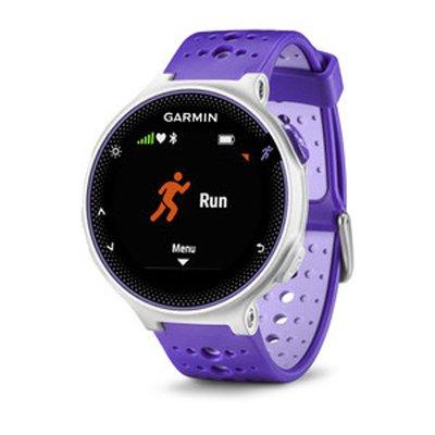 Garmin Forerunner 230 Purple Strike GPS Watch w/ Smart Features (Certified Refurbished)