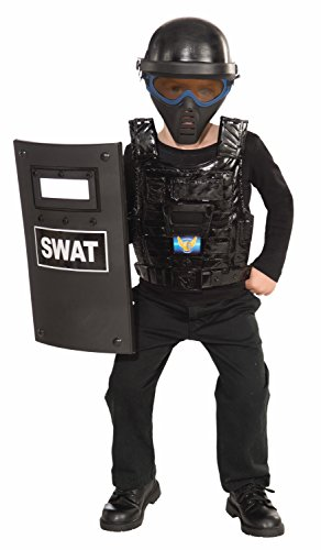 [Forum Novelties Child's Costume S.W.A.T. Set] (Swat Costumes Kid)