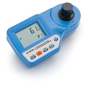 Hanna Instruments Portable Potassium Photometer Kit