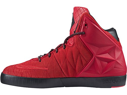 Men's Nike LeBron 11 NSW Lifestyle Shoes Red 616766-600 (11.5)