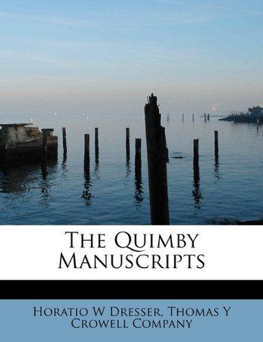 The Quimby Manuscripts ebook