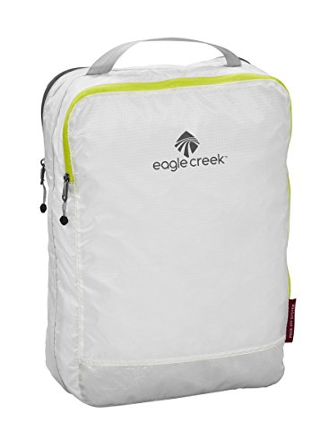 Eagle Creek Pack-it Specter Clean Dirty Cube, White/Strobe