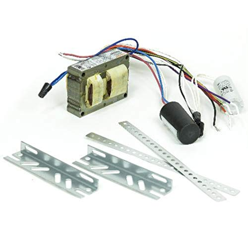 (Sunlite 40300-SU SB50/MH/QT 50-watt Metal Halide Ballast Quad Tap Ballast Kit, Multi)