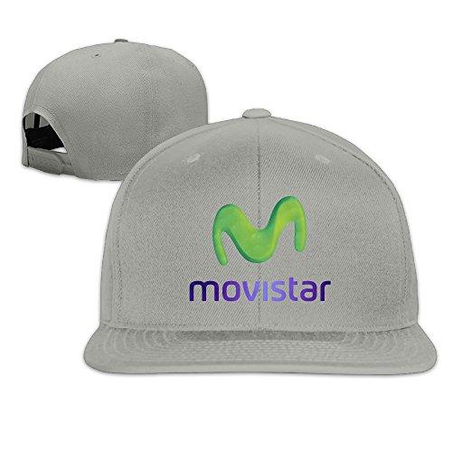 movistar-logo-adjustablefitted-baseball-hats-snapback-caps