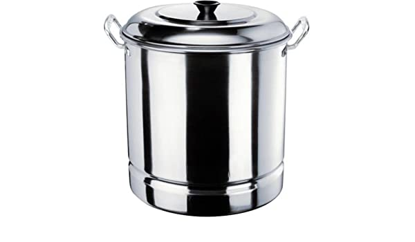 Amazon.com: Vasconia 4020199 13.3-Inch Tam Steamer, Large, Aluminum: Kitchen & Dining