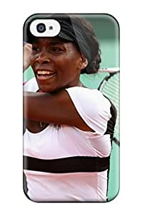 New Venus Williams Tennis Tpu Case Cover, Anti-scratch PhilipWeslewRobinson Phone Case For Iphone 4/4s wangjiang maoyi