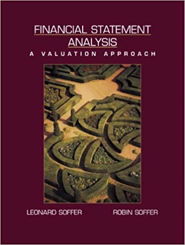 Amazon financial statement analysis a valuation approach financial statement analysis a valuation approach 1st edition fandeluxe Gallery