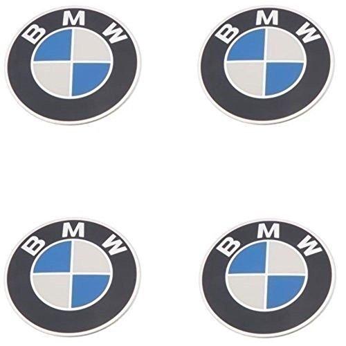BMW wheel center cap Emblem 70mm BBS (set 4) OEM Brand NEW 1yr WARRANTY